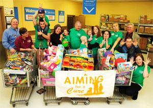 2012 Charity Shopping Spree